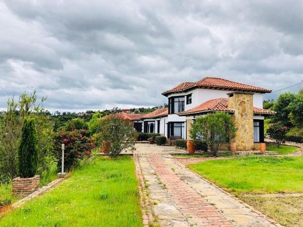 Villa Inés charming villa and majestic, holiday rental in Villa de Leyva