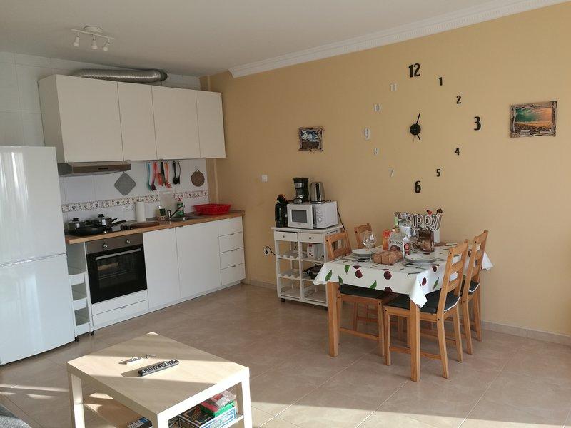 The Happy apartment :), vacation rental in El Cotillo