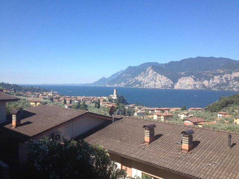 Malcesine:Vacanze da Sogno, holiday rental in Polsa
