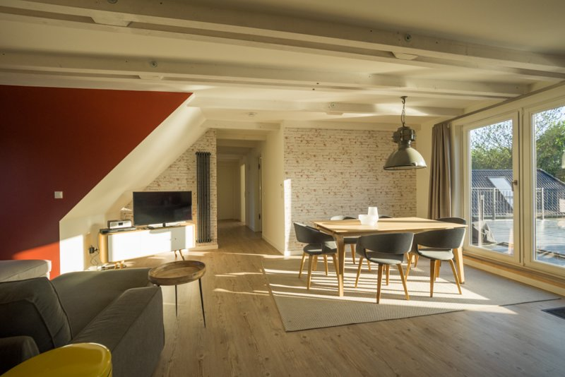 KajueteSieben - Wohnung Achterdeck, holiday rental in Sankt Peter-Ording