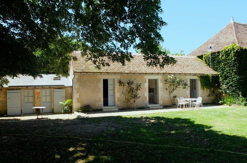 La maison des saisonniers, casa vacanza a La Bussiere