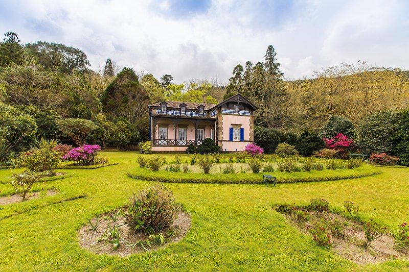 Casa da Lagoa, holiday rental in Faial Da Terra