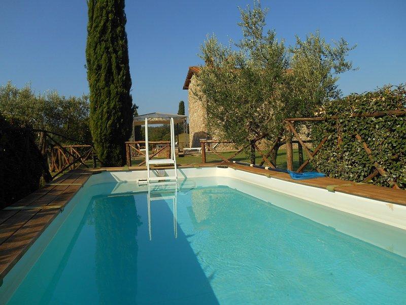 Fienile di Casavecchia, holiday rental in Leccio