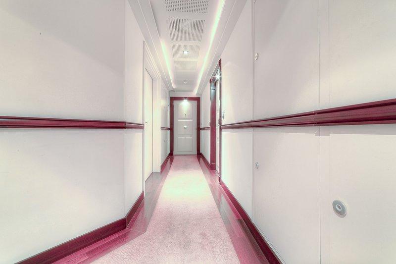 hallway hallway