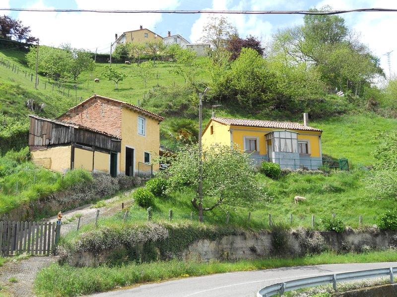 casa para 6 personas, location de vacances à Sobrefoz