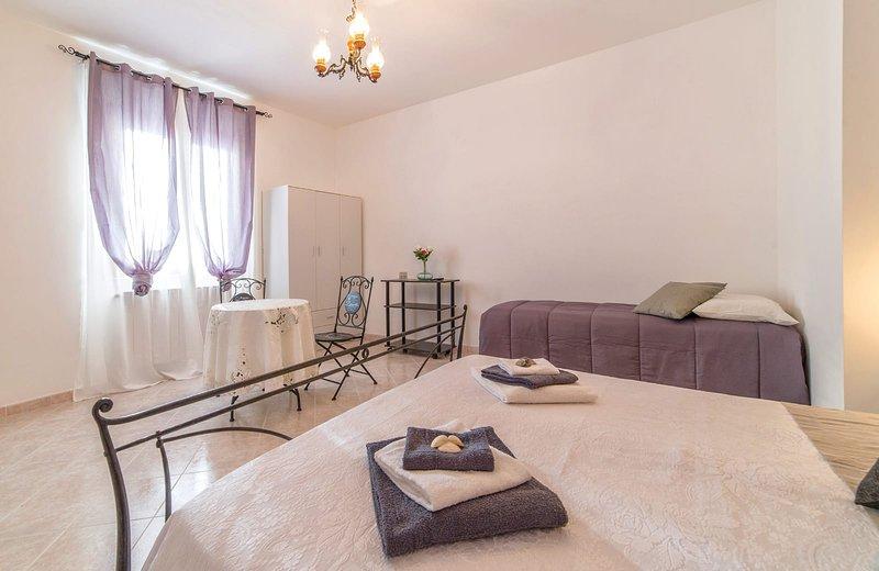 Alba a Menfi, Camera Alba, holiday rental in Santa Margherita di Belice