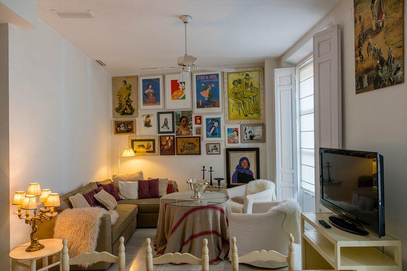 Eva Recommends Gamazo, holiday rental in La Campana