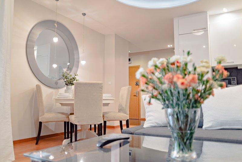 Apartament Homely Place KingSize Centrum Poznań, holiday rental in Oborniki