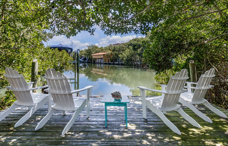 AQUABELLA WATERFRONT HOME, holiday rental in Holmes Beach