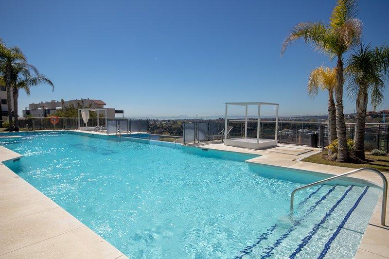 2 bed apartment, Acosta Los Flamingos, Benahavis, vacation rental in Cancelada