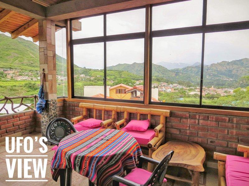 UFO's View (Apartamento Superior), holiday rental in Loja Province