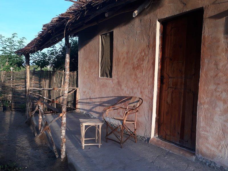 SENTIRSI  A CASA, holiday rental in Pwani Mchangani