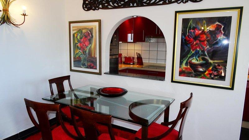 Ferienhaus Castillo III in La Asomada, holiday rental in La Geria