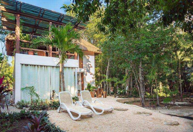Villa Yaakun, location de vacances à Chemuyil