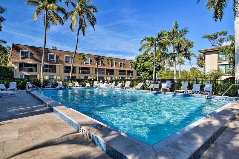 Dive into your next Naples getaway at this vacation rental!