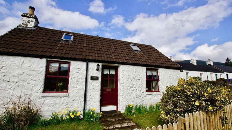 Crombie Cottage, holiday rental in Tyndrum
