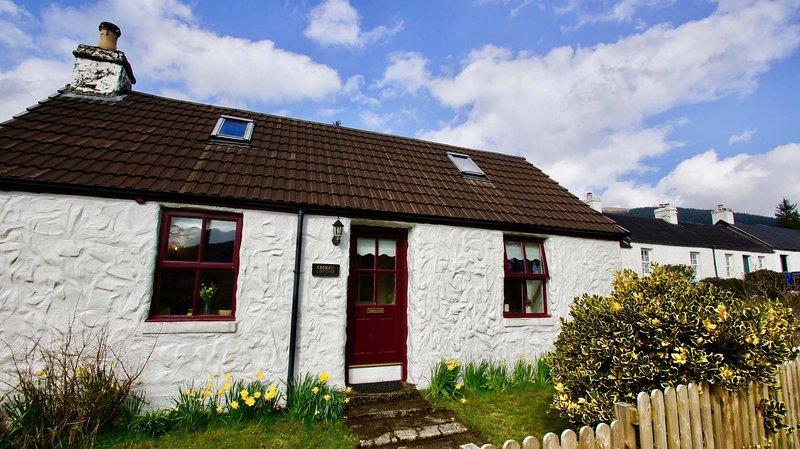 Crombie Cottage, location de vacances à Dalmally