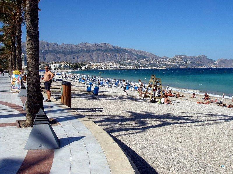 Apartment beach El Albir, holiday rental in L'Alfas del Pi