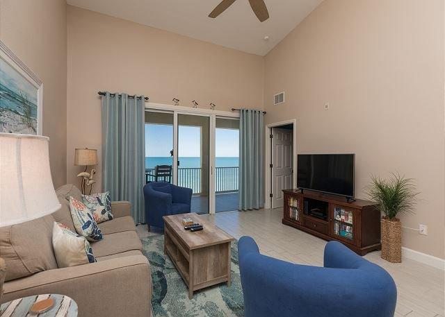 Cinnamon Beach 563 - Direct Oceanfront Signature Top Floor Penthouse !, location de vacances à Palm Coast