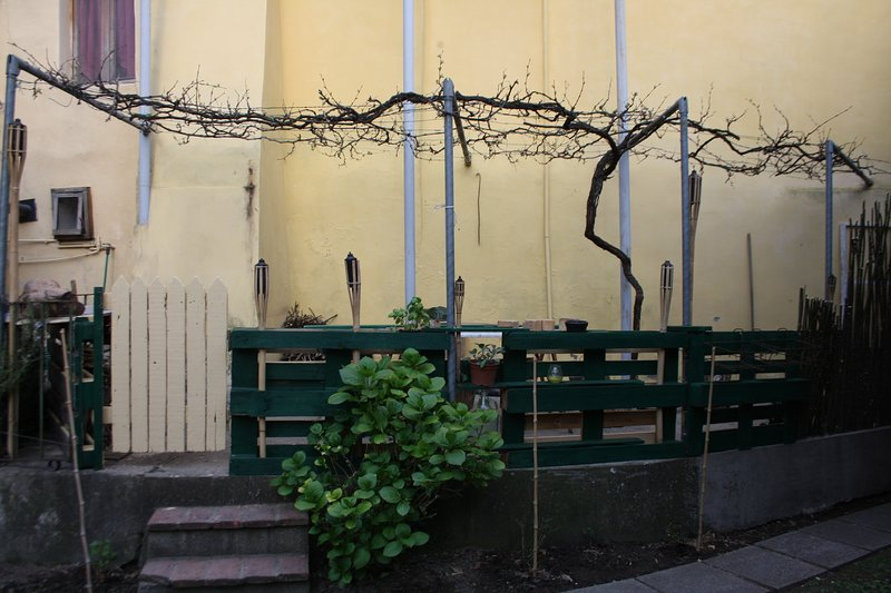 Asientos de jardin