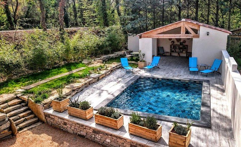 La Ressourcerie En Provence, holiday rental in Apt