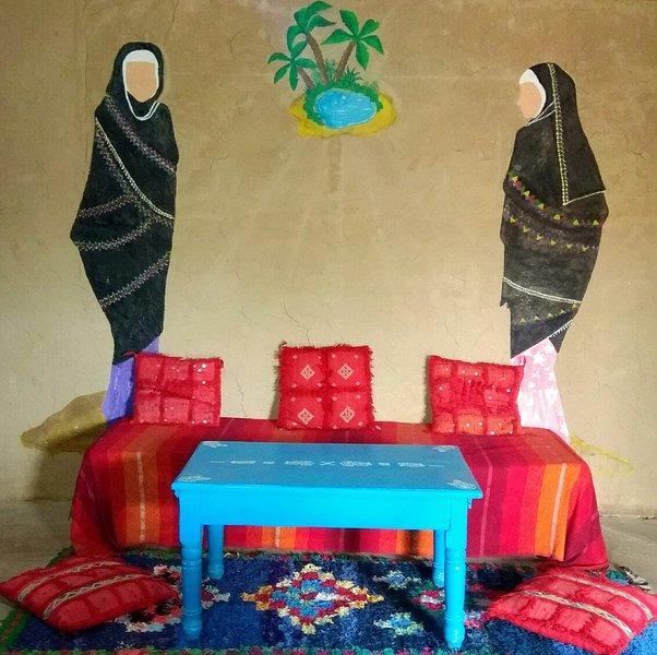 Beautiful house with garden & Wifi, casa vacanza a Rissani