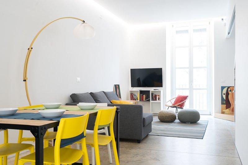 loftcicala, interno 28, vacation rental in Villa San Giovanni