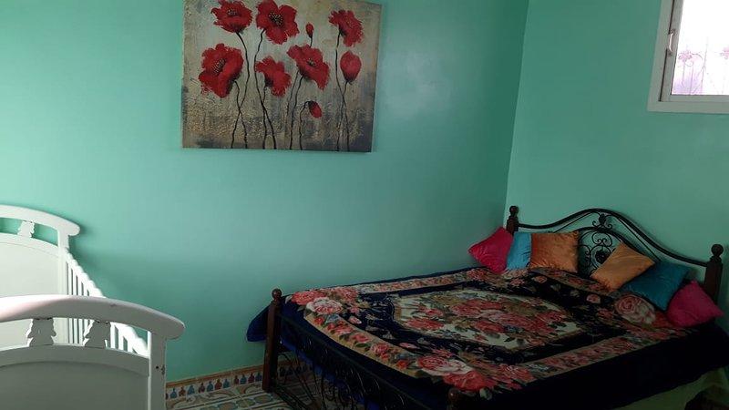 Maison d hotes TIOUTE : CHEZ ABDELMAJID, vacation rental in Ait Iaaza