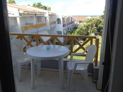 Beautiful apartment with sea view – semesterbostad i Nea Skioni