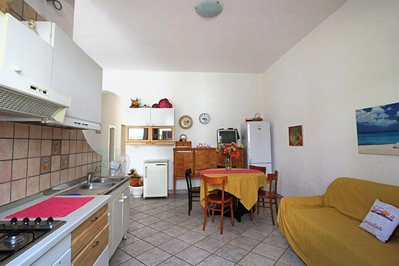 Simona holiday home in Porto Cesareo, holiday rental in Salmenta