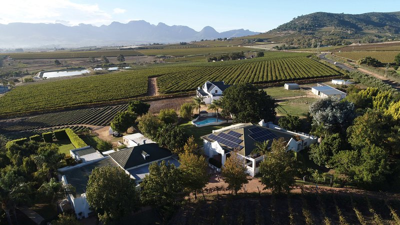 Zonnevanger farm, holiday rental in Riebeek Kasteel