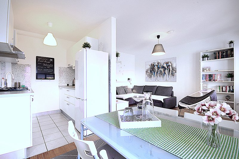 'Sweet escape' studio apartment (balcony, garage), vacation rental in Zagreb