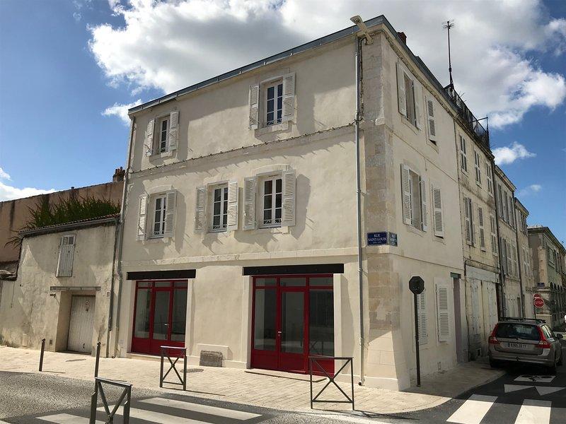 Appartement Le Marché  centre ville La Rochelle, alquiler vacacional en Puilboreau