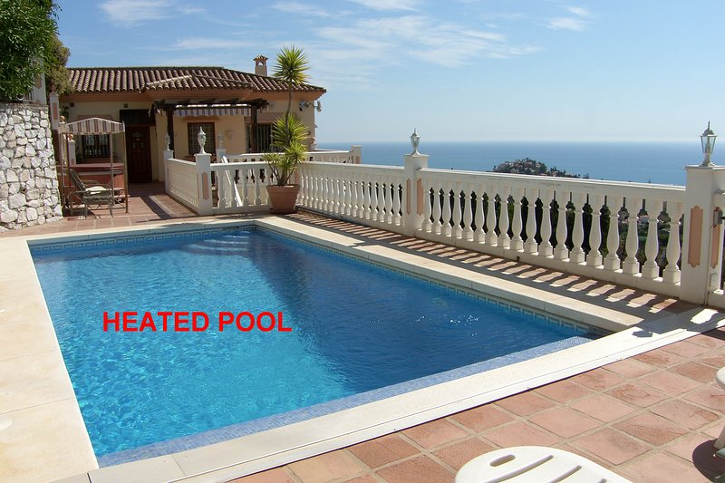 Skandia Villa 1, holiday rental in Benalmadena