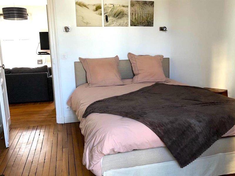 Cherche-Midi - bedroom