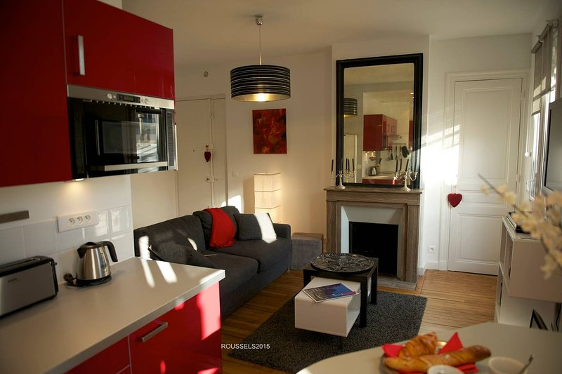 Cherche-Midi - Living-room