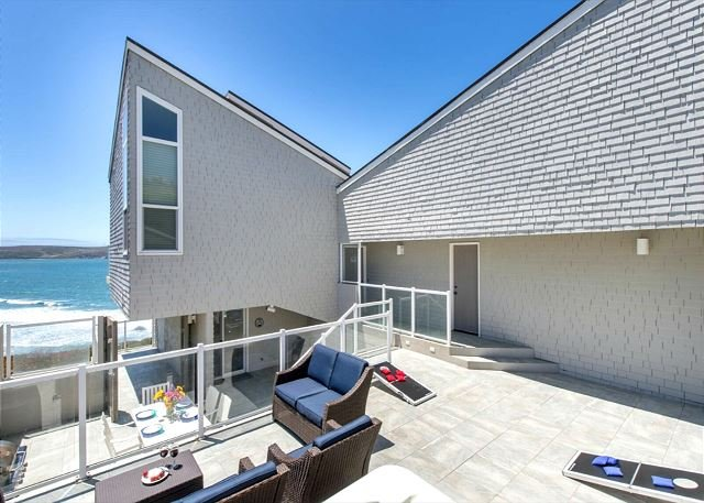 'Beach House Bliss',Endless Views! HotTub! Ping Pong., casa vacanza a Dillon Beach
