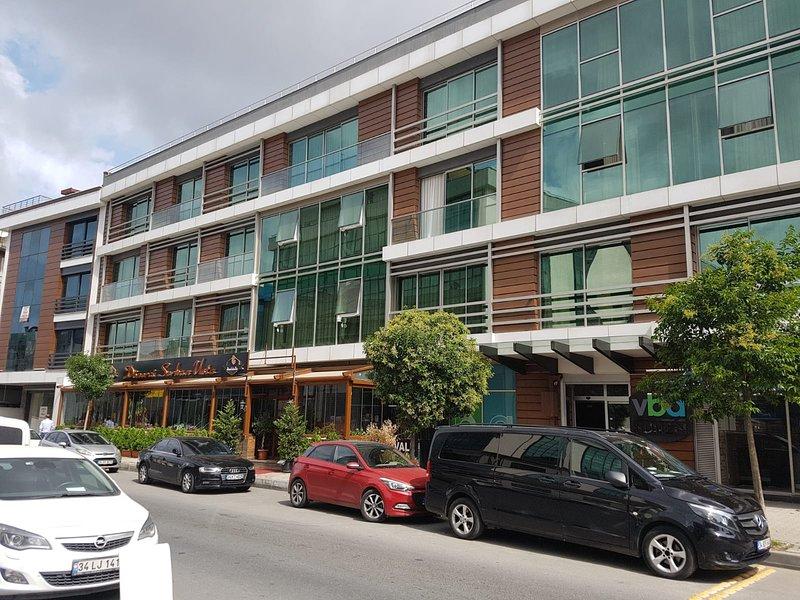 Luxury Apartments in Istanbul City, holiday rental in Gaziosmanpasa