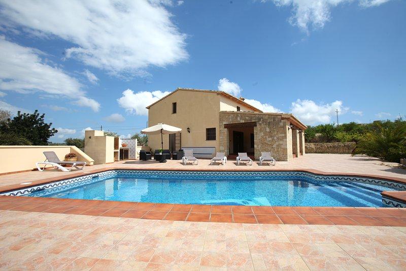Villa Palomira - Costa CarpeDiem, Ferienwohnung in Canor