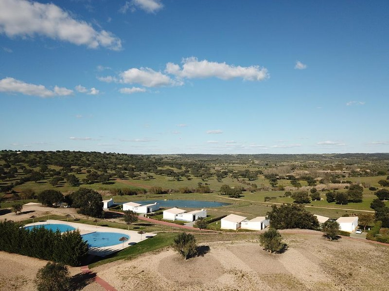 Moradia 5 - Herdade do Gizo - Cuba - Portugal, vacation rental in Vila Alva