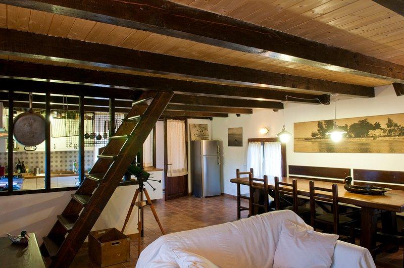 Valle Tirelli - Private Island, holiday rental in Grado