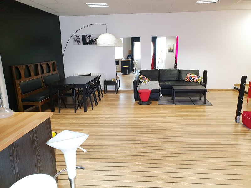 Amazing apt in Grenoble & Wifi, vacation rental in Saint-Martin-le-Vinoux