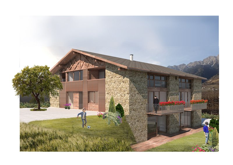 Reopening in August 2019! Rendering of our barn!