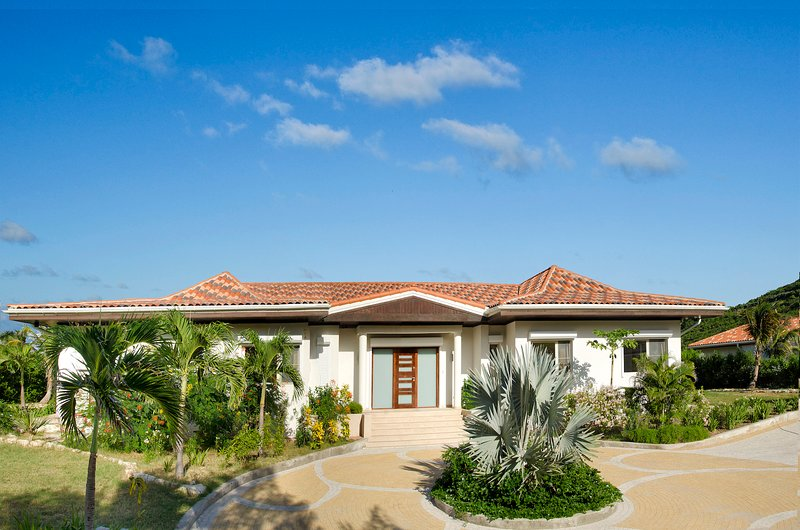 Villa JASMINE in Guana Bay, holiday rental in Philipsburg