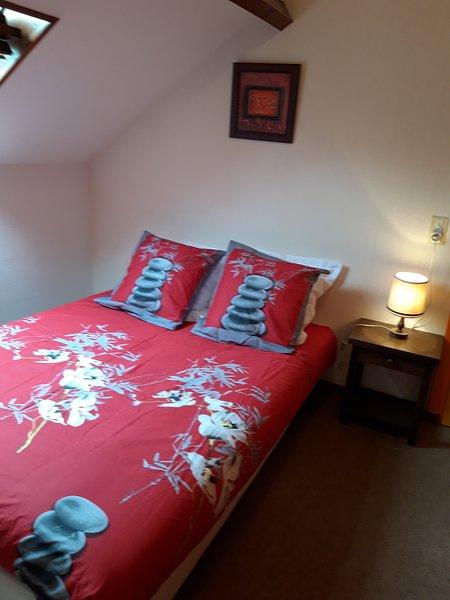 Confortables chambres familiales au centre ville de lourdes – semesterbostad i Bartres