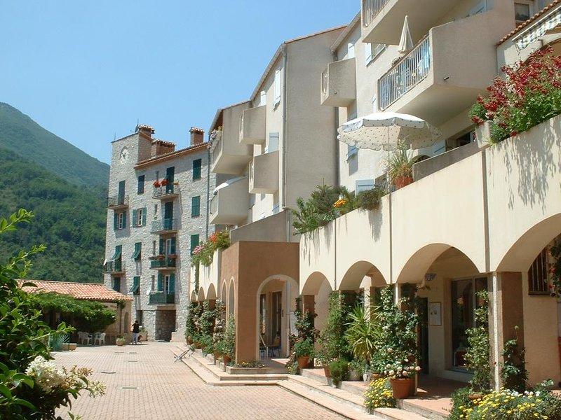 Castillon - Alpes Maritimes, holiday rental in Castillon