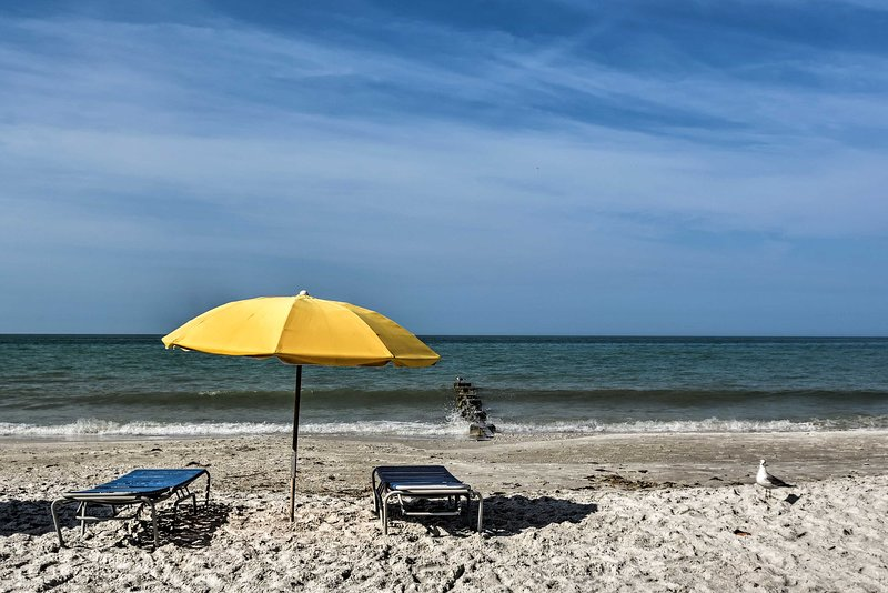 You'll love your time at this fantastic Madeira Beach vacation rental condo!