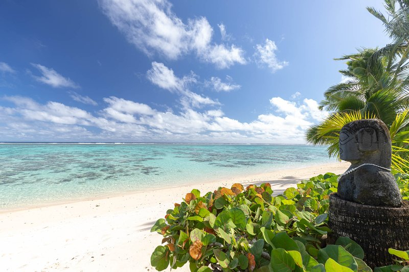 ABV Beach Cottage - affordable beach cottage, vacation rental in Rarotonga