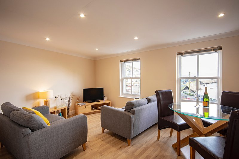 No5 Waterfront Court, vacation rental in Mevagissey