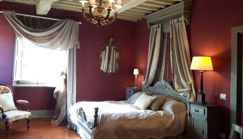 Apartment, 2 with gorgeous ensuite bedrooms in Casciana Terme - Lari, vacation rental in Capannoli